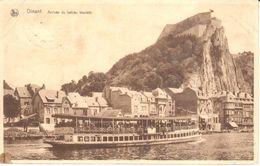 Dinant - Arrivée Du Bateau Touriste - Dinant