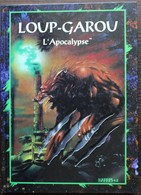 JEU DE ROLE LOUP-GAROU, L'APOCALYPSE - 1994 - Group Games, Parlour Games