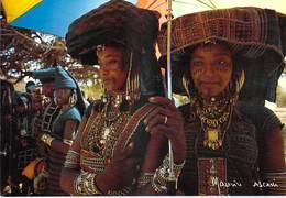 Afrique > NIGER  Femmes BOROROS à ADERBISSINAT -(bororo Peuple) MAURICE ASCANI 11 *PRIX FIXE - Niger