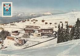 Isere : CHAMROUSSE : Xé Jeux Olympiques D'hiver - Grenoble 1968 ( Disciplines Alpines ) Cpsm Grand Format - France