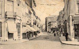 CPA  -  ATH  ( Hainaut)    Rue Du Moulin  -  Café Mahieux - Ath