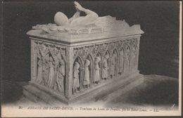 Tombeau De Louis De France, Abbaye De Saint-Denis, C.1910 - Lévy CPA LL20 - Saint Denis