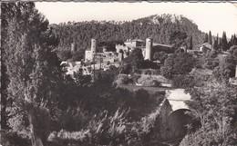 """83----SAINT-CRY-SUR-MER-LES LECQUES--le """" Château Des Baumelles """"--voir 2 Scans - Saint-Cyr-sur-Mer"""