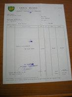 BP Benzina Carlo Musso Canelli Asti  ITALIA 1973 - Italy