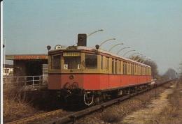 Berliner S-Bahn-Zug 275 047/48,ungelaufen - Trains