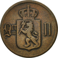 Monnaie, Norvège, 5 Öre, 1875, TTB, Bronze, KM:349 - Norvège
