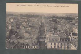 CPA (56) Lorient - Panorama  - Rue Du Morbihan - Lorient