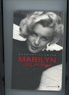 MARILYN MONROE /  BARBARA LEAMING  MARILYN  Une Femme - Cine / Televisión