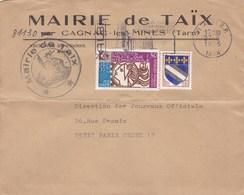 LOT DE LETTRES DIVERSES TOUTES SCANNEES RECTO ET VERSO - Lots & Kiloware (mixtures) - Max. 999 Stamps