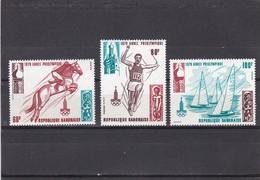 Gabon Nº 415 Al 417 - Gabon