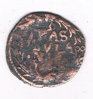 DUIT 1633 OVERIJSSEL  NEDERLAND /4618G/ - [ 1] …-1795 : Former Period