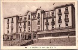 29 MORGAT - Le Gand Hôtel De La Mer - Morgat