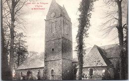 50 MONTAIGU - L'église - France