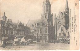 Veurne - Furnes - 1914 - Auto Mitralleuse Sur La Place De Furnes - Veurne