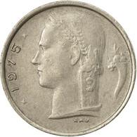 Monnaie, Belgique, Franc, 1975, TB+, Copper-nickel, KM:142.1 - 1951-1993: Baudouin I