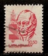 URUGUAY   OBLITERE - Uruguay