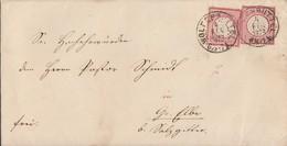 DR Brief Mef Minr.2x 19 K2 Wolfenbüttel 4.2.73 - Briefe U. Dokumente