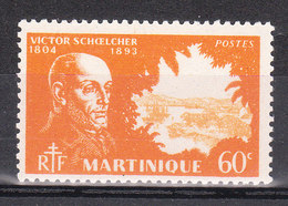 MARTINIQUE YT 203 Neuf ** - Martinique (1886-1947)