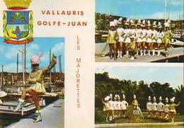 D06   MAJORETTES DE VALLAURIS GOLFE JUAN  .......... Multivue - Vallauris
