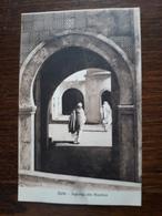 L9/18 Libye.Sirte. Ingresso Alla Moschea - Libya