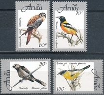 Aruba  Vogels - Songbirds & Tree Dwellers