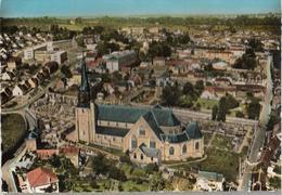 27 - BERNAY - VUE AERIENNE - Bernay
