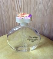 """Ancien Flacon (pas Vapo)  """"DARLING """" De FABERGE  EDT 150 Ml VIDE Pour Collection Ou Décoration - Bottles (empty)"""