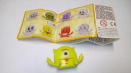 (436) - Kinder Emoji SE 795A +   BPZ - Montables
