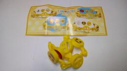 (432) - Kinder Emoji SE 783C +   BPZ - Montables