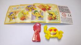 (435) - Kinder Emoji SE 786 +   BPZ - Montables