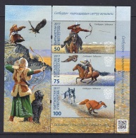 2.- KYRGYZSTAN 2017 Salbuurun - Traditional Kyrgyz Hunting - Kyrgyzstan