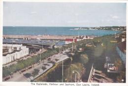 DUN LAOIRE - THE ESPLANADE, HARBOUR AND SEAFRONT - Dublin
