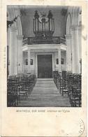 Montroeul Sur Haine NA1: Intérieur De L'Eglise - Hensies