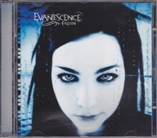 EVANESCENCE - Fallen - (Heavy Metal)  - Sony Music - 2004 - Hard Rock & Metal