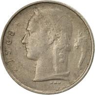 Monnaie, Belgique, Franc, 1968, TB, Copper-nickel, KM:142.1 - 1951-1993: Baudouin I