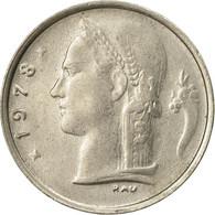 Monnaie, Belgique, Franc, 1978, TTB+, Copper-nickel, KM:142.1 - 1951-1993: Baudouin I