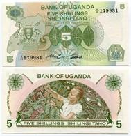 Uganda - 5 Shilingi - Uganda