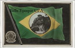 Brésil / Brazil - RIO De JANEIRO - Chapeo Do Corcovado ++++ Casa Staffa, Rio De Janeiro +++++ RARE - Rio De Janeiro