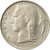 Monnaie, Belgique, Franc, 1978, TTB+, Copper-nickel, KM:143.1 - 1951-1993: Baudouin I