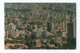 Postcard BRAZIL BRASIL BELO HORIZONTE Aerial View 1980 Years - Belo Horizonte