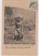 Mission Scientifique Du Ka-Tanga 1898-1900, Congo Belga, Masque De Danseur De L'Ou-Roua - F.p.- - Congo Belga - Altri