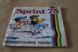 Panini Sprint 73 ,superbe état De Collection, 347 Images Sur 400 ,collector Original RARE,Cyclisme - Cycling