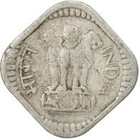 Monnaie, INDIA-REPUBLIC, 5 Paise, 1968, TB, Aluminium, KM:18.2 - Inde
