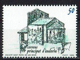 Andorra 1989 // Mi. 211 ** (026..454) - Andorre Espagnol