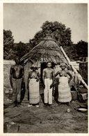 REAL PHOTO POSTCARD   MALI FAMILLE SOUDANAISE   SEINSNUSASIA   AFRICA Y AMERICA - Mali