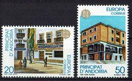 Andorra 1990 // Mi. 214/215 ** (026..457) - Andorre Espagnol