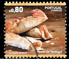 !■■■■■ds■■ Portugal 2017 AF#4845ø Candies Desserts Food Nice Stamp VFU (k0099) - 1910 - ... Repubblica