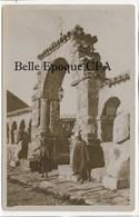 Bolivia - TIAHUANACO - Ruinas / Antigua Iglesia ++++++ Max T. Vargas, Lima, Peru +++++ CARTE-PHOTO / Real Photo - Bolivie