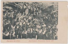 Souvenir De Crete, Bachibozouk (Volontaires Turcs) 1897 - F.p.- - Grecia
