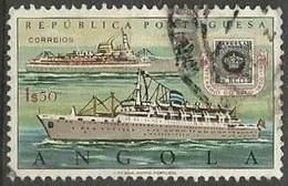 LSJP ANGOLA TRANSPORT BOAT - Angola
